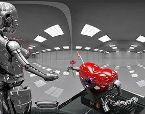 Amor LOVE 3D printable model