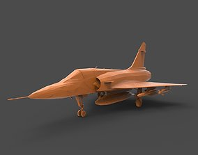 3D printable model Dassault Mirage2