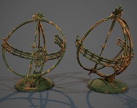 Sundial 3D model