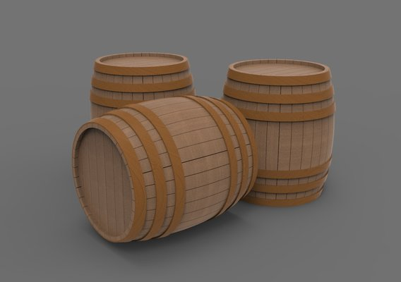 Barrel Drum