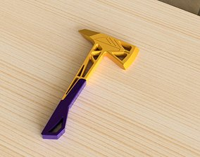 3D printable model Prime Melee Axe from Valorant Game