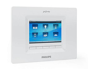 Philips Home Automation System Pronto 3D model