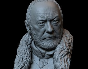3D printable model Davos Seaworth from Game of Thrones 1