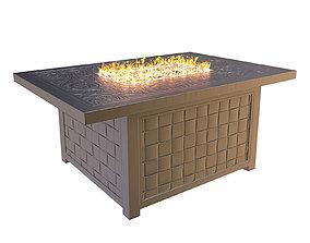 bellanova deep table 3D model