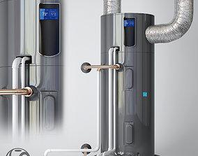 Rheem Electric Water Heater 3D model