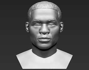 Russel Westbrook bust 3D printing ready stl obj formats