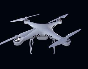 3D model Quadrocopter