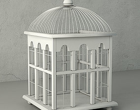 Molly Decorative Cage by ZARA HOME 3D model