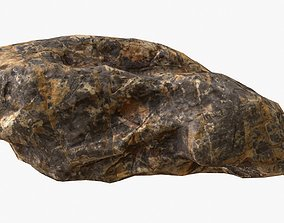 3D model Sandstone Rock 01