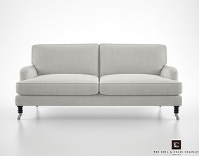 3D model The Sofa and Chair Company Howard sofa