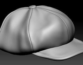 Flat Caps 3D