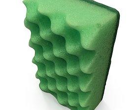 3D asset Sponge 01