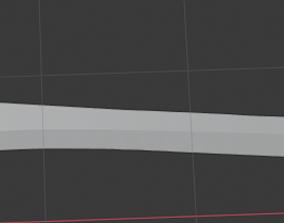 Legolas Knife Sword 3D printable model