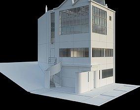 3D 1922y Maison atelier Ozenfant