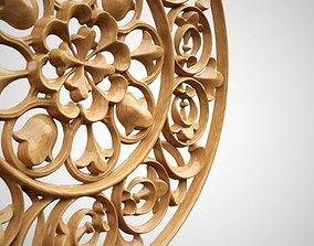 Engraving no8 3D model