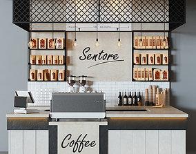 Cafe Sentore 3D
