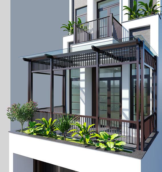 Tuan house