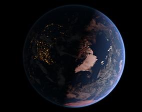 32K Ultra Realistic Earth 3D