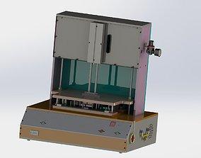 Testing machine 3D