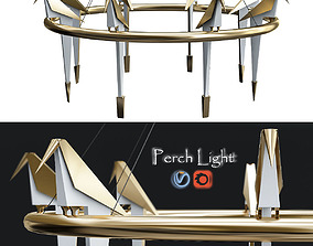 Perch Light Branch Grande 3D