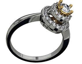 3D printable model Beautifull Diamond Ring