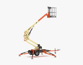 JLG T350 Twoable Boom Lift 3D