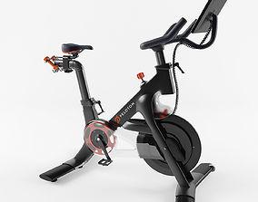 3D Training Bike Peloton