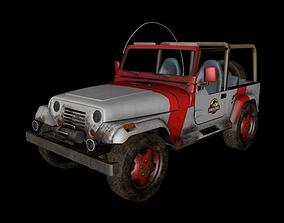 Wrangler Jurassic Park 3D