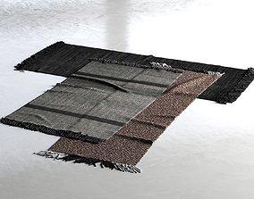 Runner Rugs 3D model