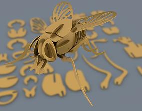 FLY MOSCA 3D print model