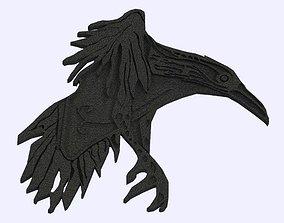 Ragnar Raven 3D print model birds