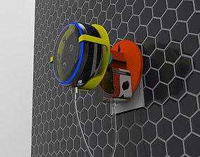 3D printable model Amazon Alexa ECHO DOT 3 HOLDER