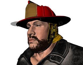 3D BOB fireman