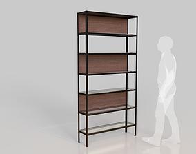 3D model Modern Rack - Shelf