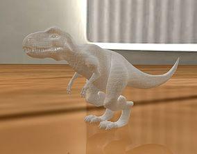 3D printable model T-Rex Figurine