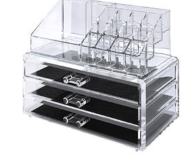 Acrylic organizer collection 3D model