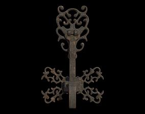 Kapi Tokmagi - Doorknocker 3D model