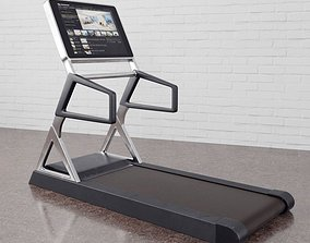 Gym equipment 27 am169 3D model