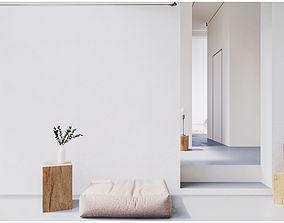 White Room design 3D model