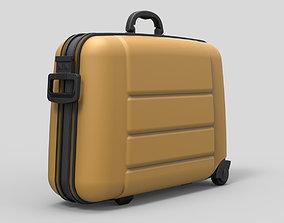 3D Spalding Suitcase