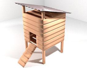 3D Hen House - Type 2