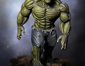 dc Hulk 3d print