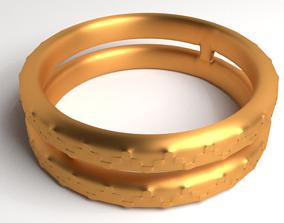 3D model Ring Gold 3