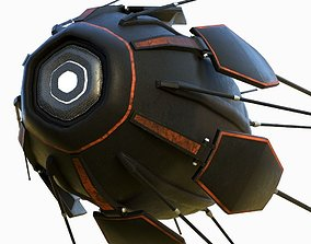 Space Probe probe 3D