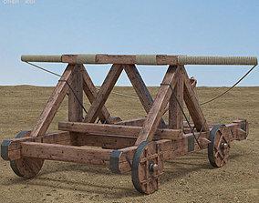 Catapult engine 3D