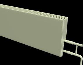 heating radiator screen 3D model