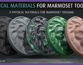 Poligone - Physical Materials for Marmoset Toolbag 3D
