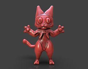 3D printable model Hood Cat