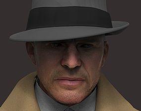 3D model Noir Detective