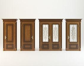 3D Door vitrag